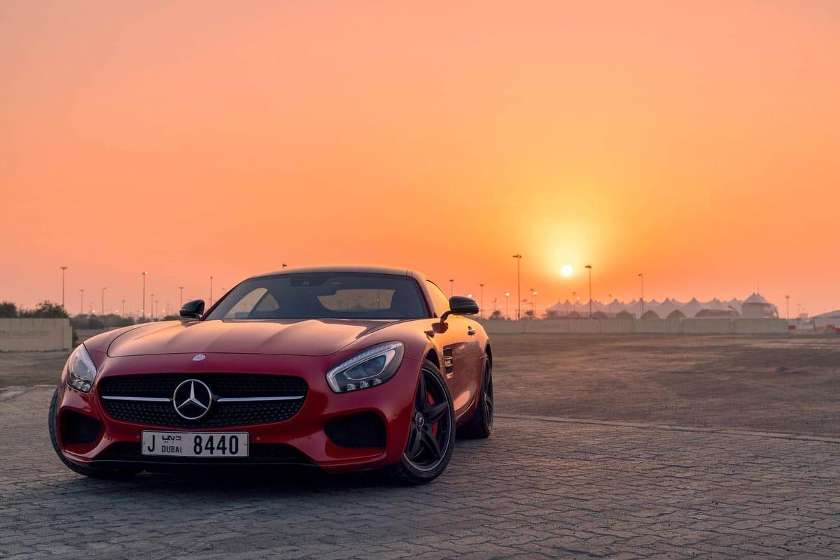 Prix Mercedes de la gamme