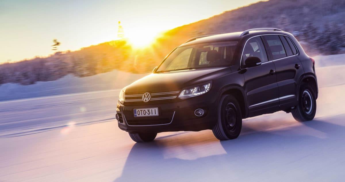 Une Volkswagen neuve achetée chez un mandataire auto