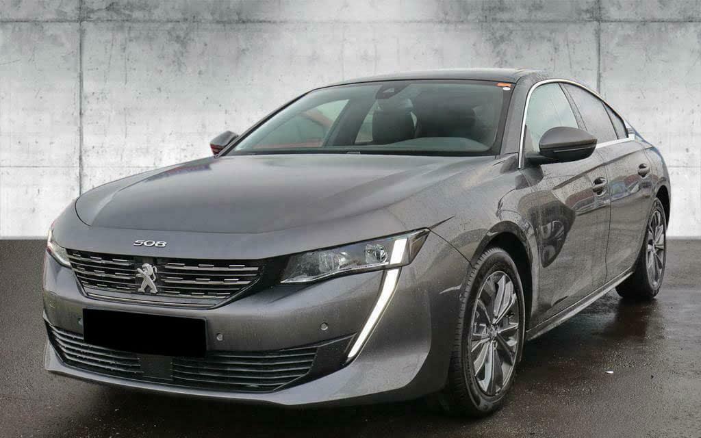 Les prix de la nouvelle Peugeot 508 via mandataire et concessionnaire