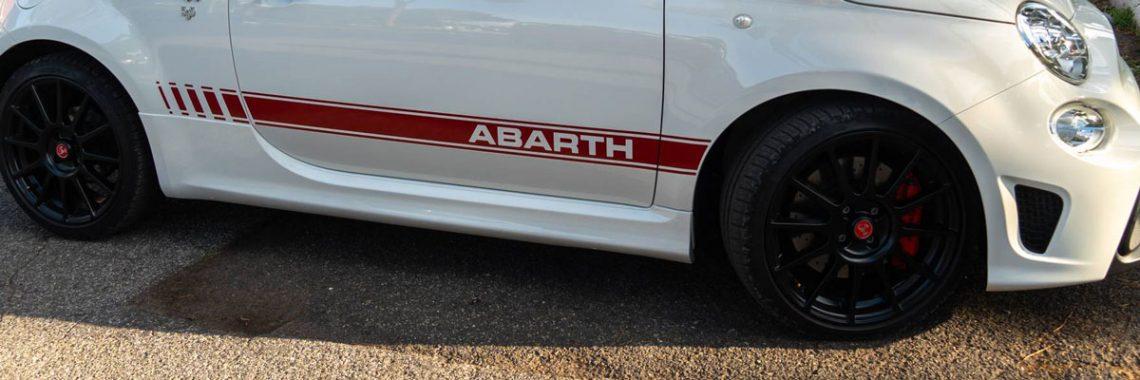 La gamme Abarth