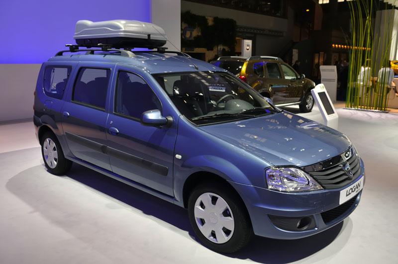 Meilleur tarif pour une Dacia Logan