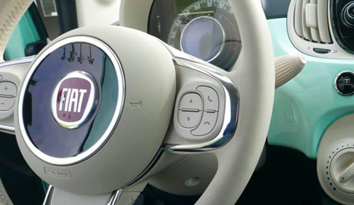 Modèle Fiat 500