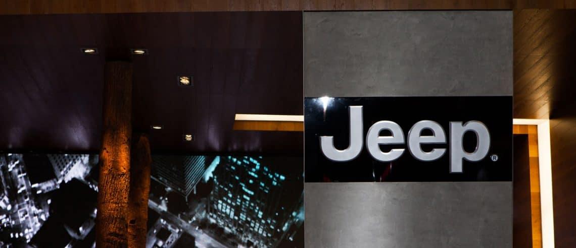 La gamme Jeep disponible en neuf