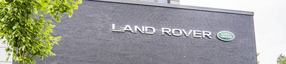 La gamme Land Rover