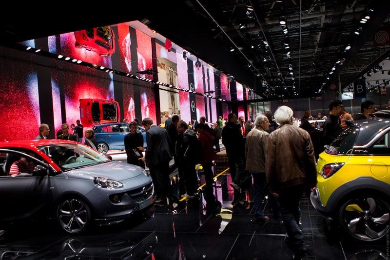 Les tarifs dans la gamme des véhicules Opel
