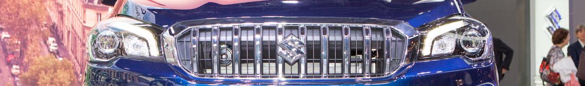 Toute la gamme Suzuki