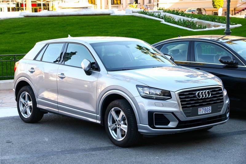 Audi Q2 neuf