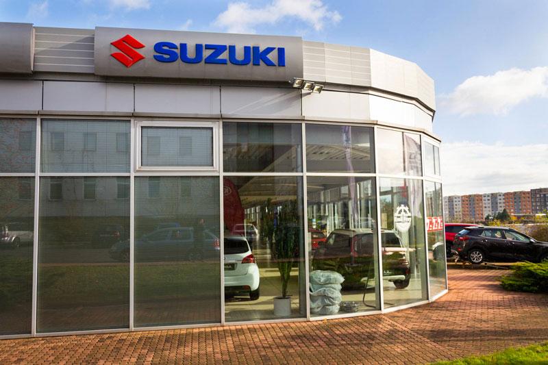 Showroom Suzuki