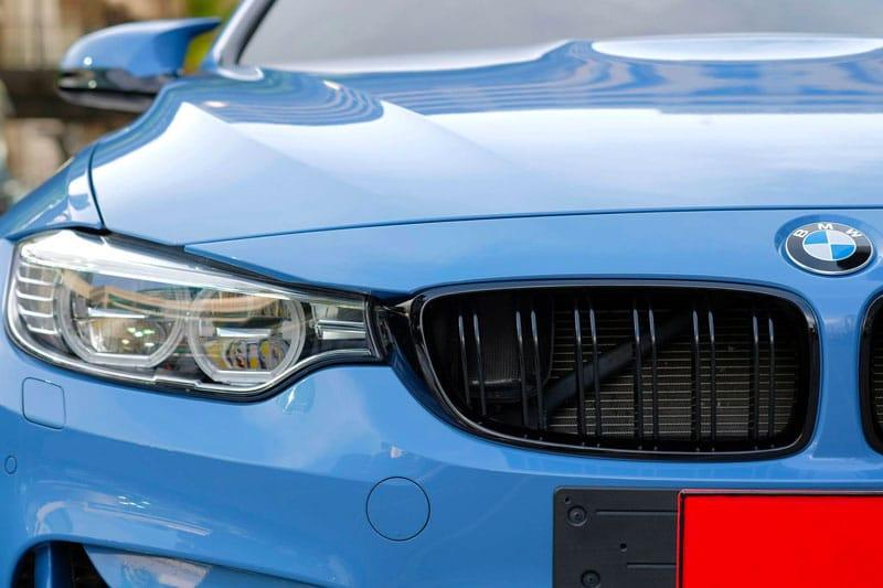 BMW en concession automobile