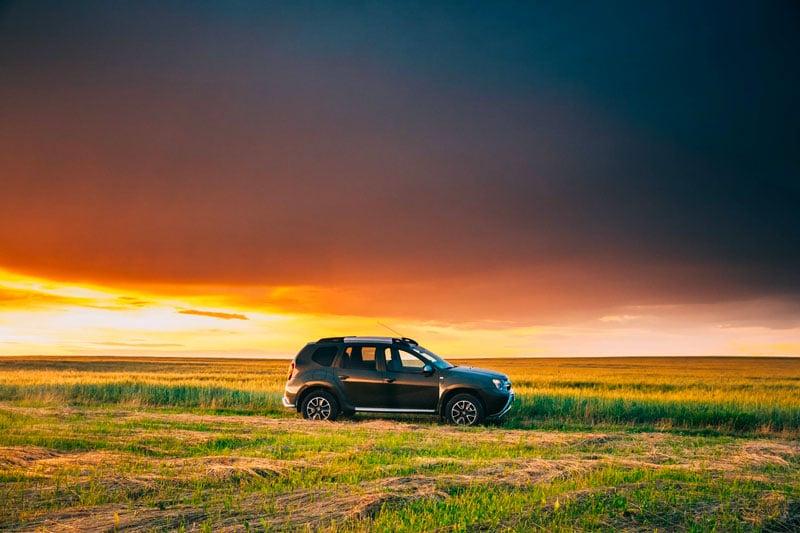 Rouler partout avec la Dacia Duster