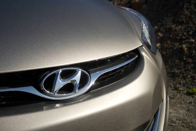 Logo de la marque automobile Hyundai