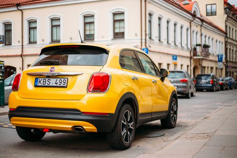 Trouver le meilleur prix pour une Fiat 500X