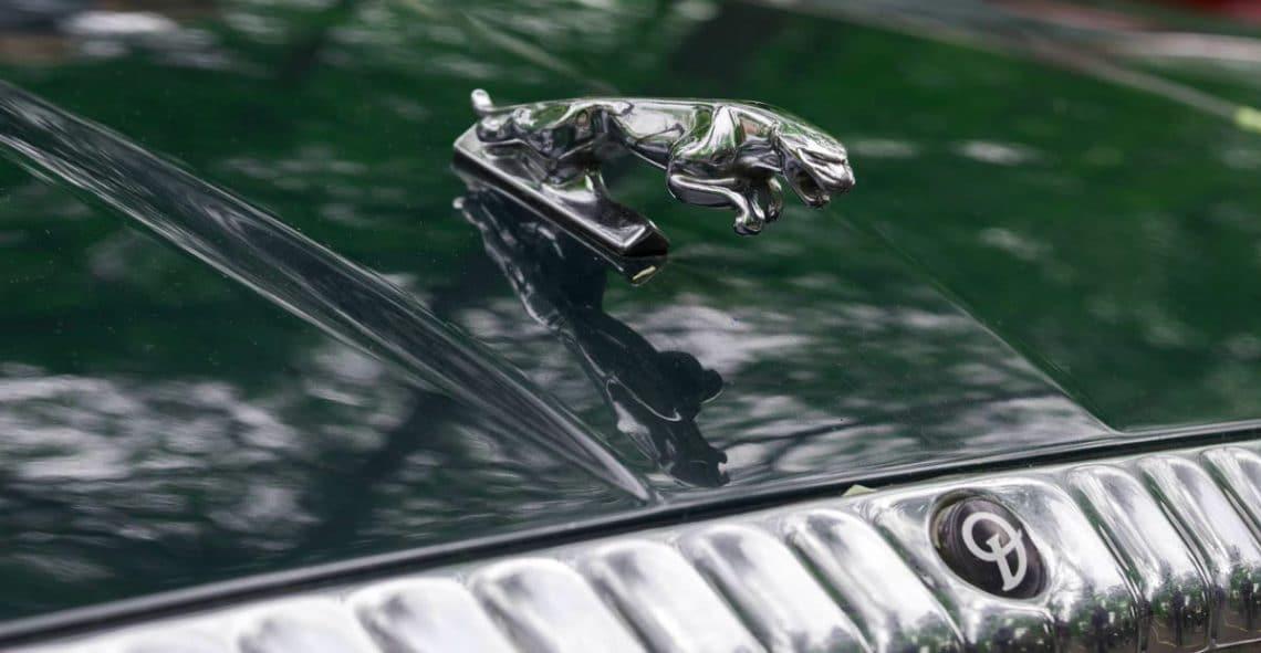 La gamme de voiture Jaguar
