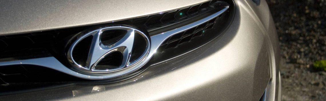 La gamme Hyundai