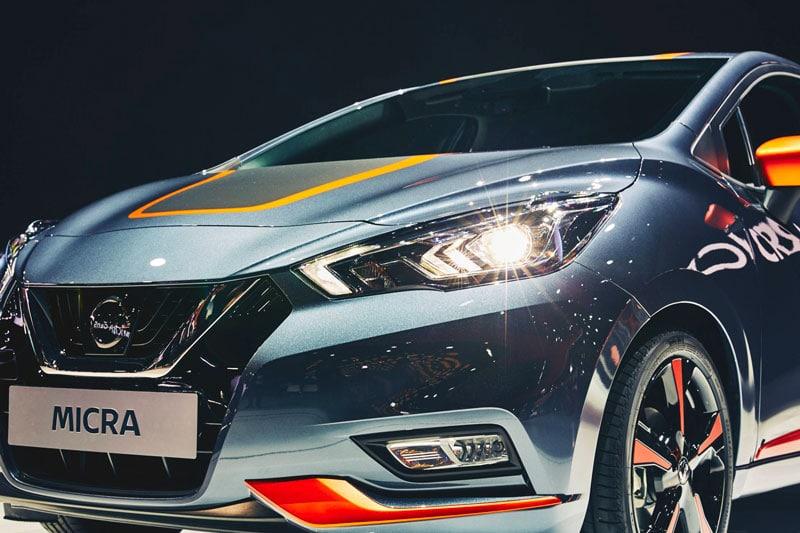 Nissan Micra neuve en concession