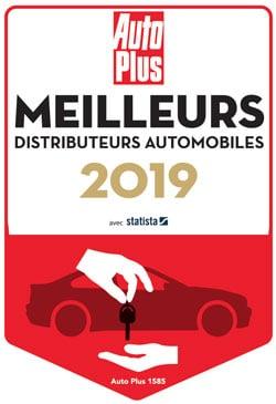 Meilleures distributeurs automobile par Autoplus