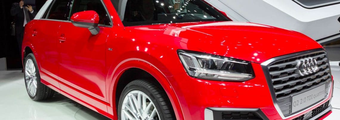 Modèle Audi Q2