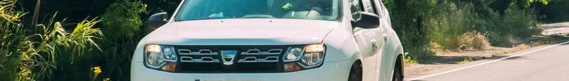 Modèle Dacia Duster