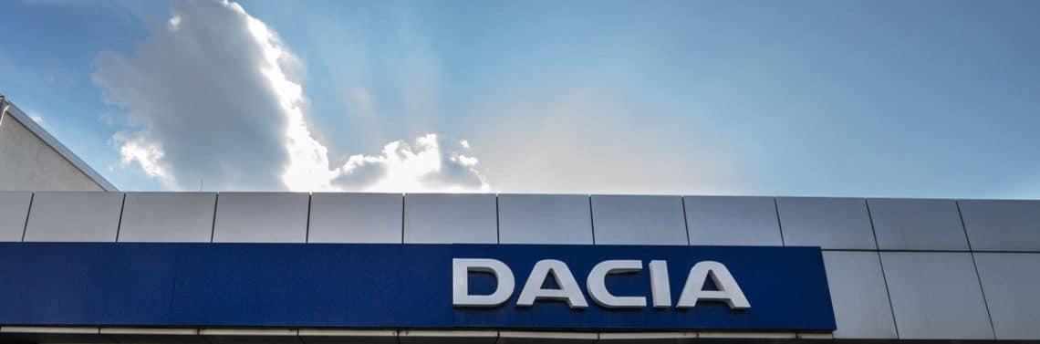 Modèle Dacia Logan