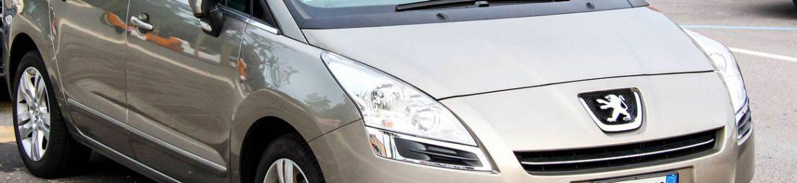 Modèle Peugeot 2008