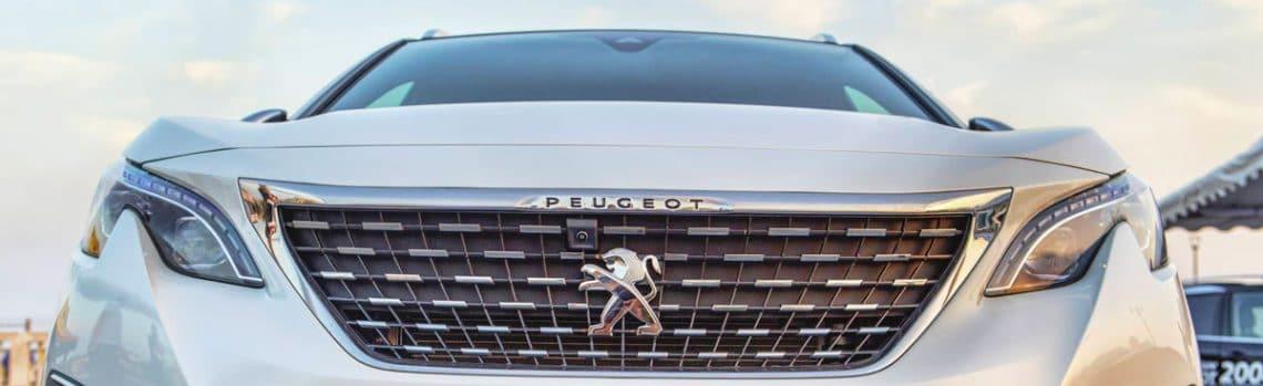 Modèle Peugeot 3008