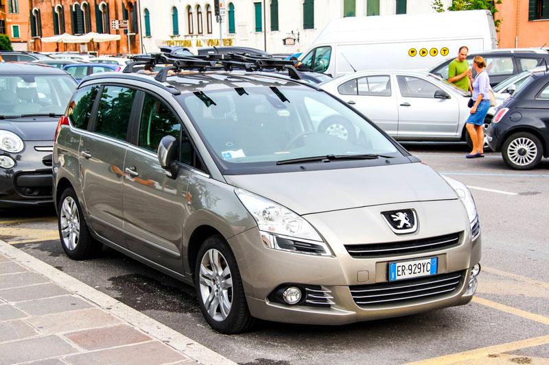 Partir en vacances avec son Peugeot 2008