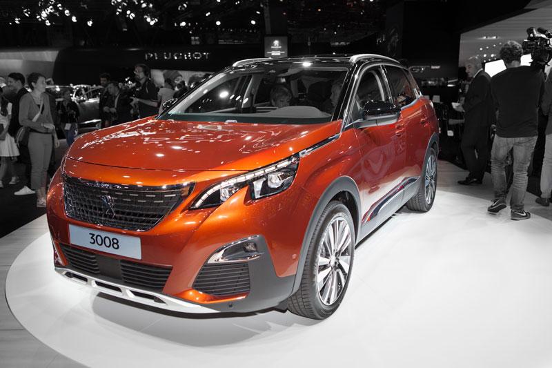 Les meilleurs tarifs pour votre future Peugeot 3008