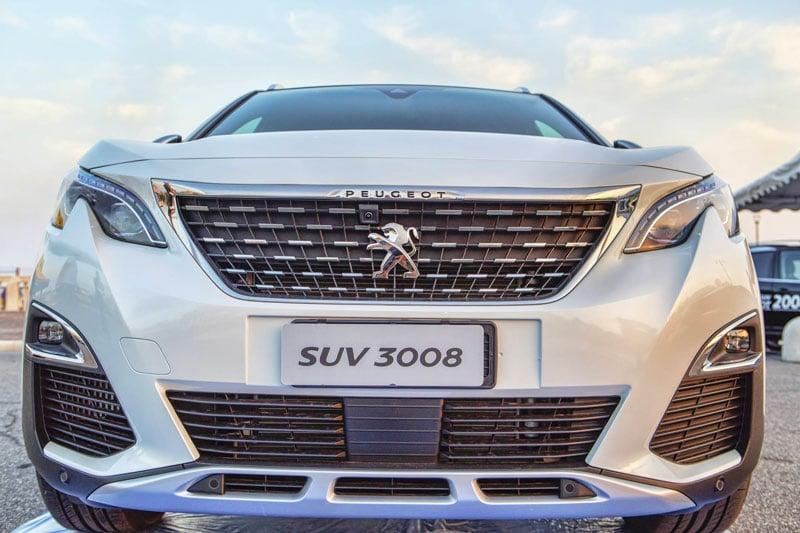 Mandataire pour Peugeot 3008