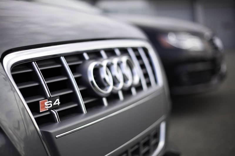 Audi la marque aux anneaux