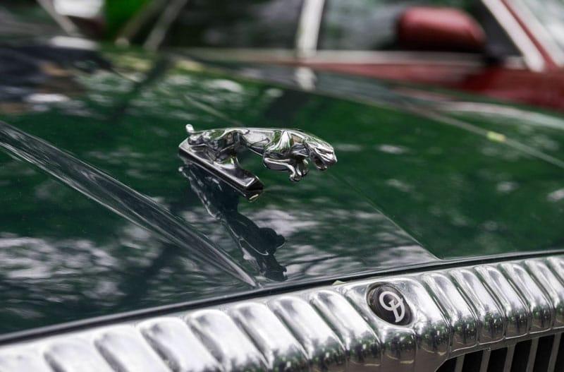 La marque automobile Jaguar
