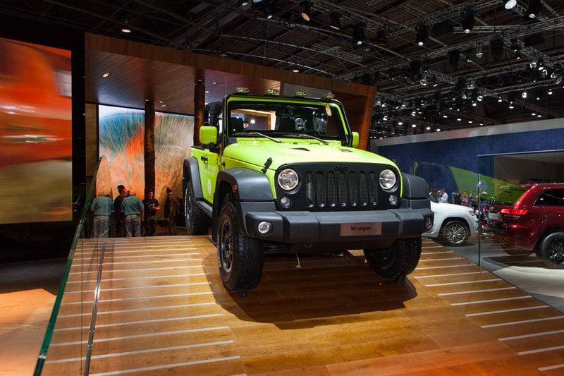 Les prix des Jeep
