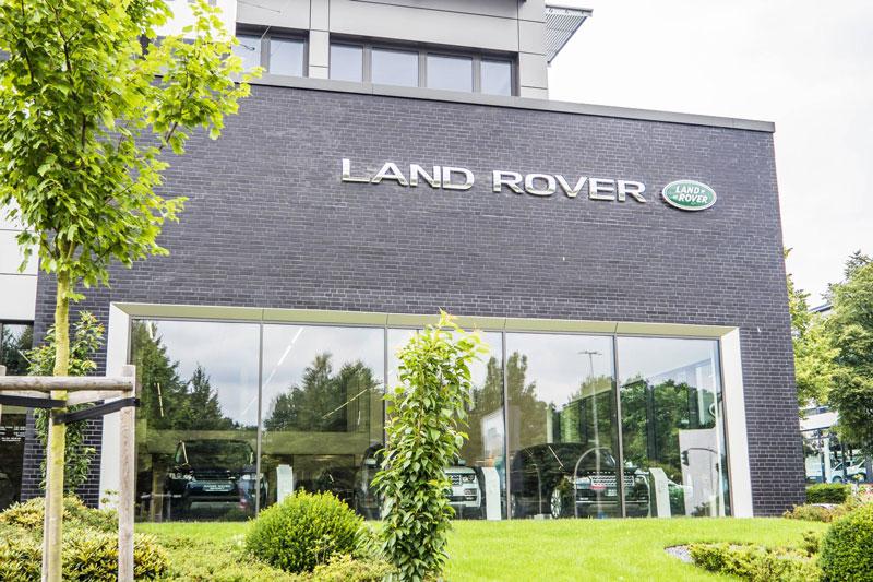 Les prix des Land Rover neuf