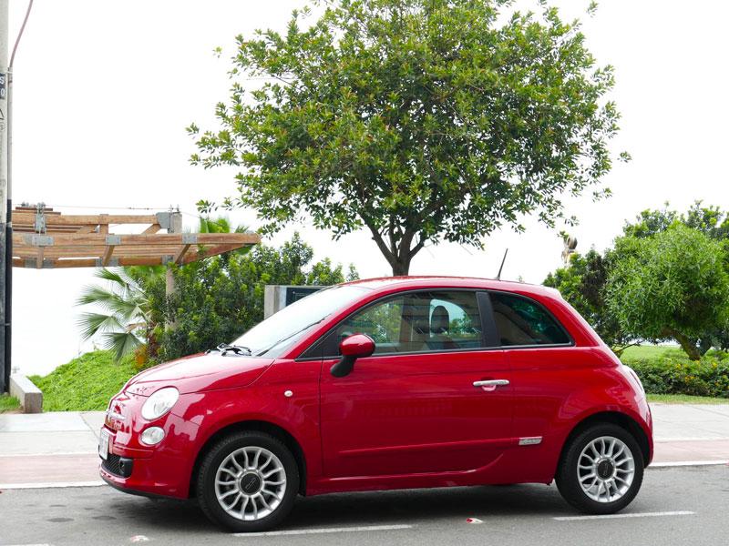 Voiture de ville : la Fiat 500
