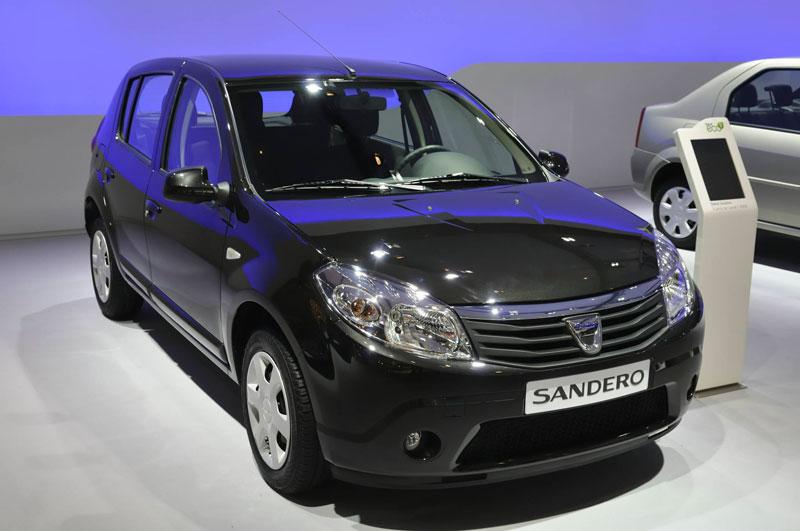 Tarifs remisés pour une Dacia Sandera