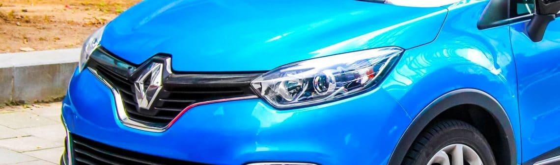 Modèle Renault Captur