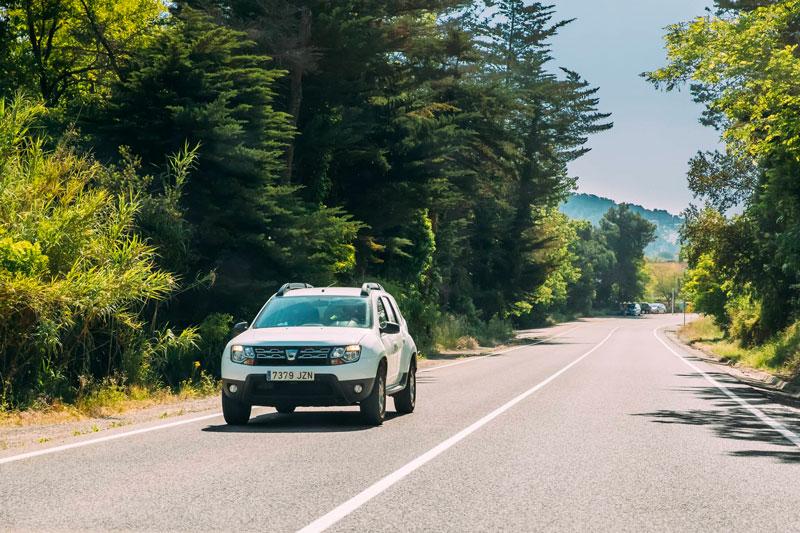 Dacia Duster neuve et pas cher