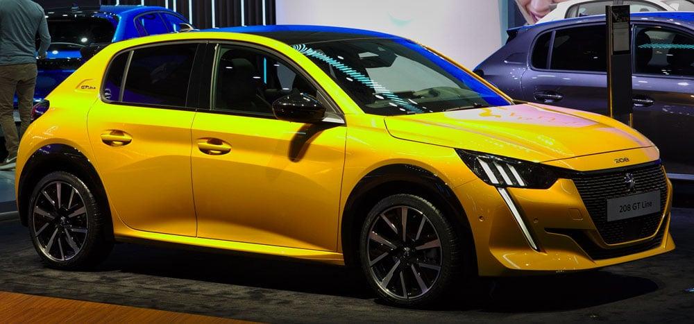 Essai de la nouvelle Peugeot 208 en 1.2 Puretech de 130cv et boite automatique EAT8