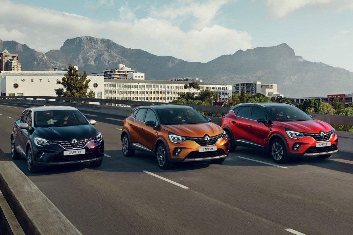 Renault dévoile les prix du nouveau Captur 2
