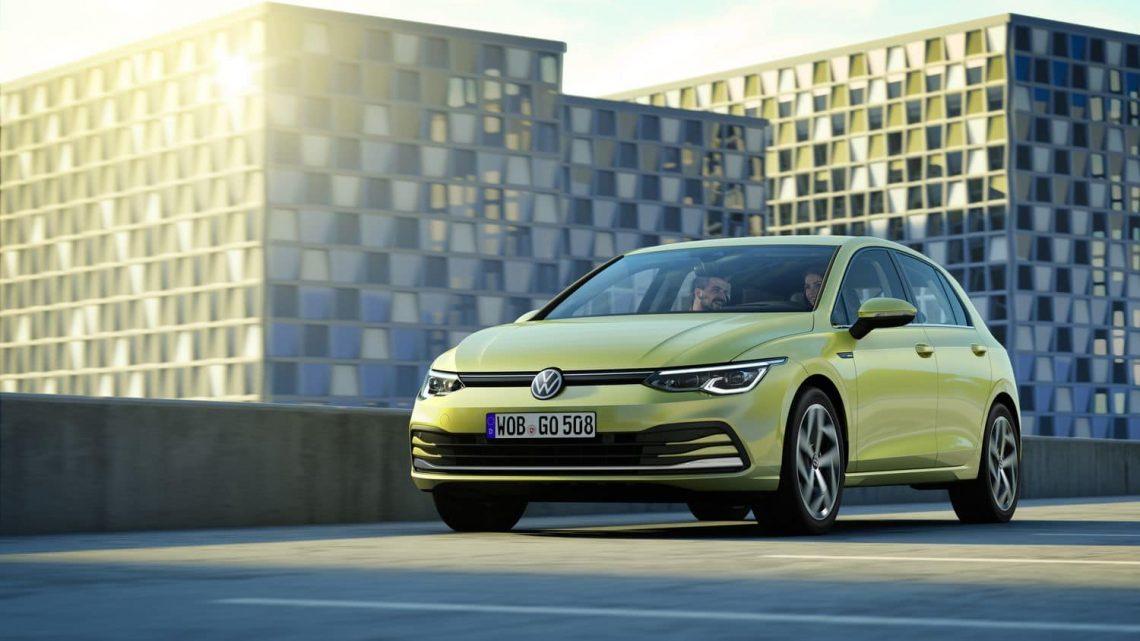 Volkswagen dévoile la nouvelle Golf 8