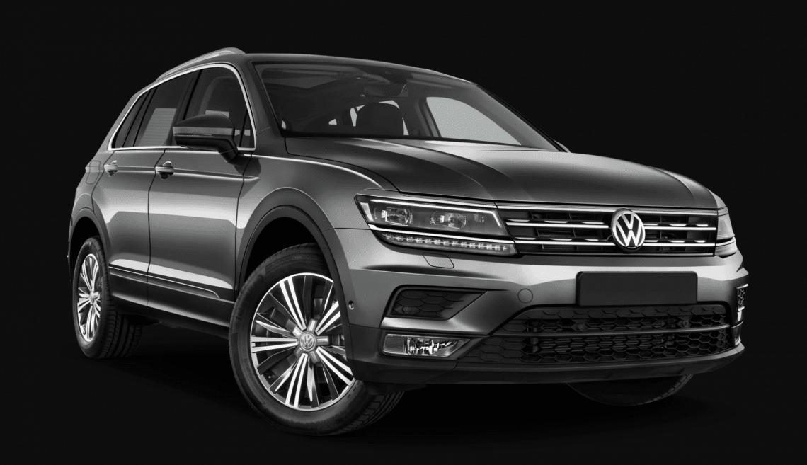 Volkswagen TIguan Match 2019