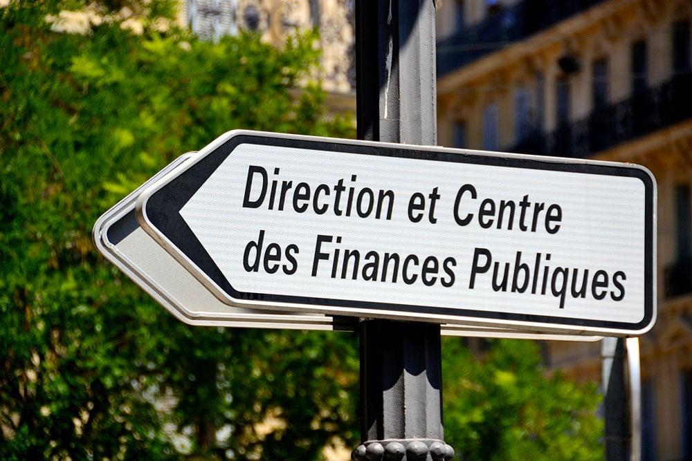 Le centre des finances publiques pour faire le quitus fiscal