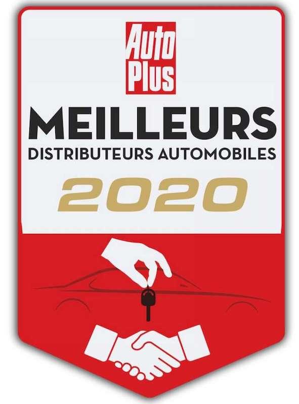 Meilleures distributeurs automobile 2020 par Autoplus