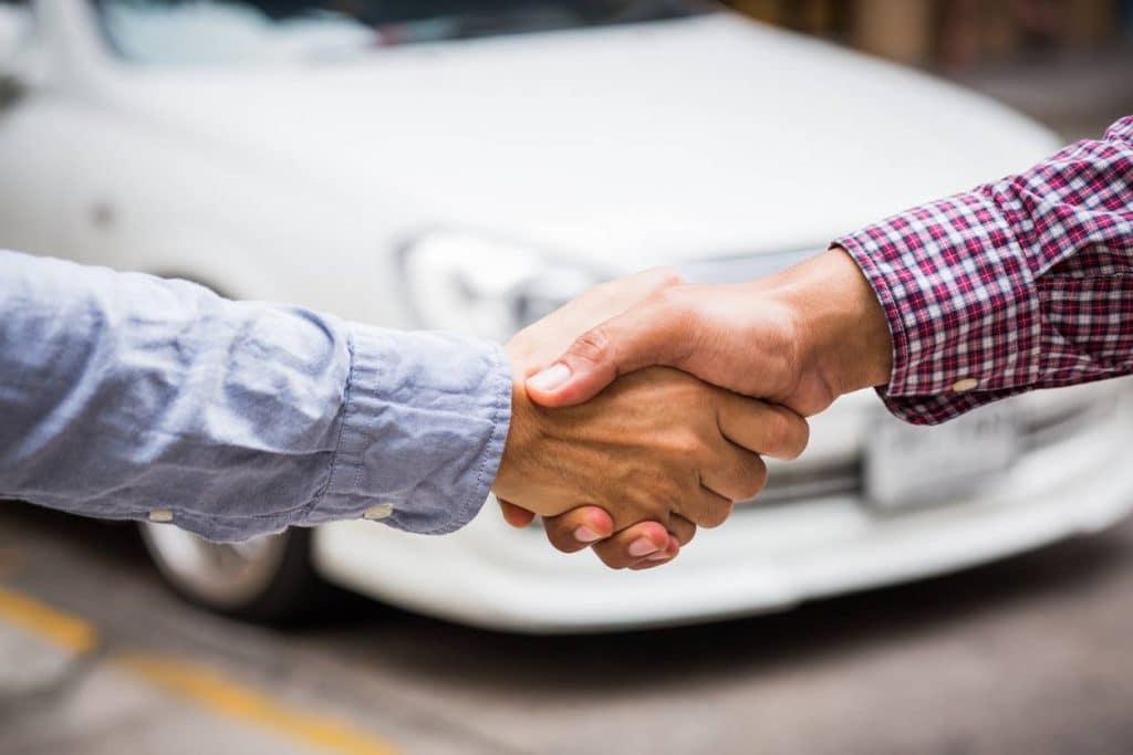 L'immatriculation d'une voiture importée