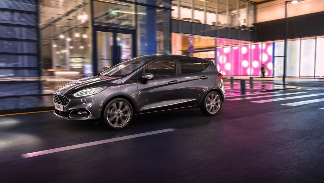 Ford Fiesta 1,0 Ecoboost Hybrid