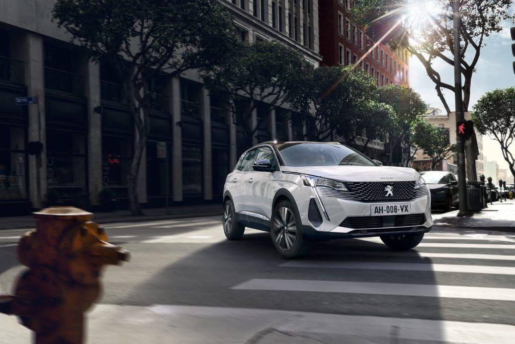 Peugeot 3008 restylé 2020