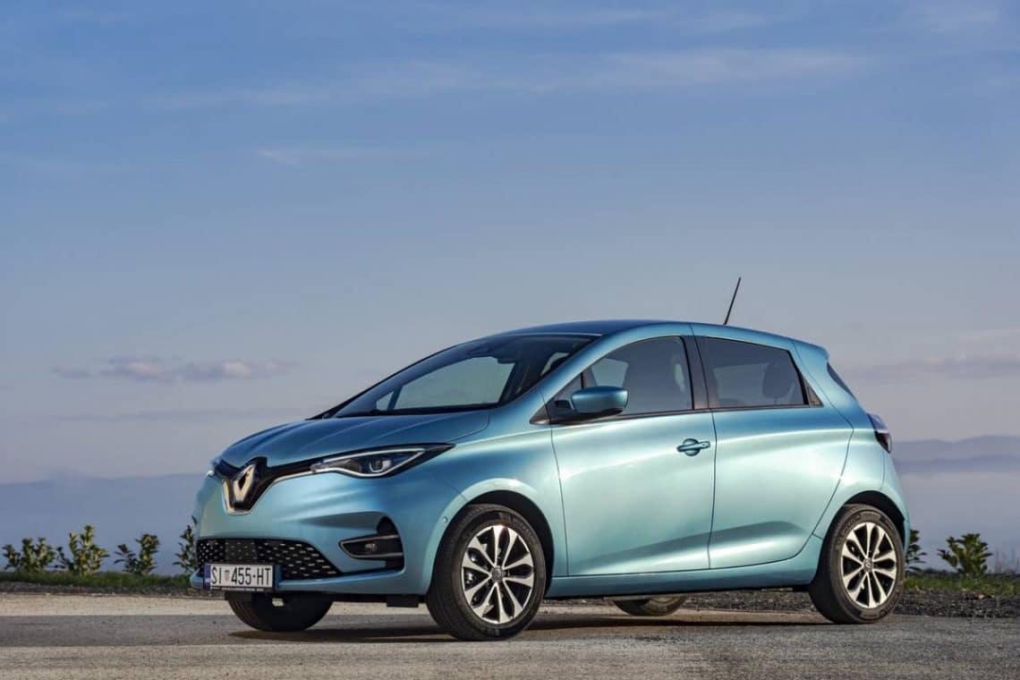 Une concession Renault