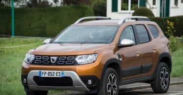 Le Dacia Duster très apprécié par la familles