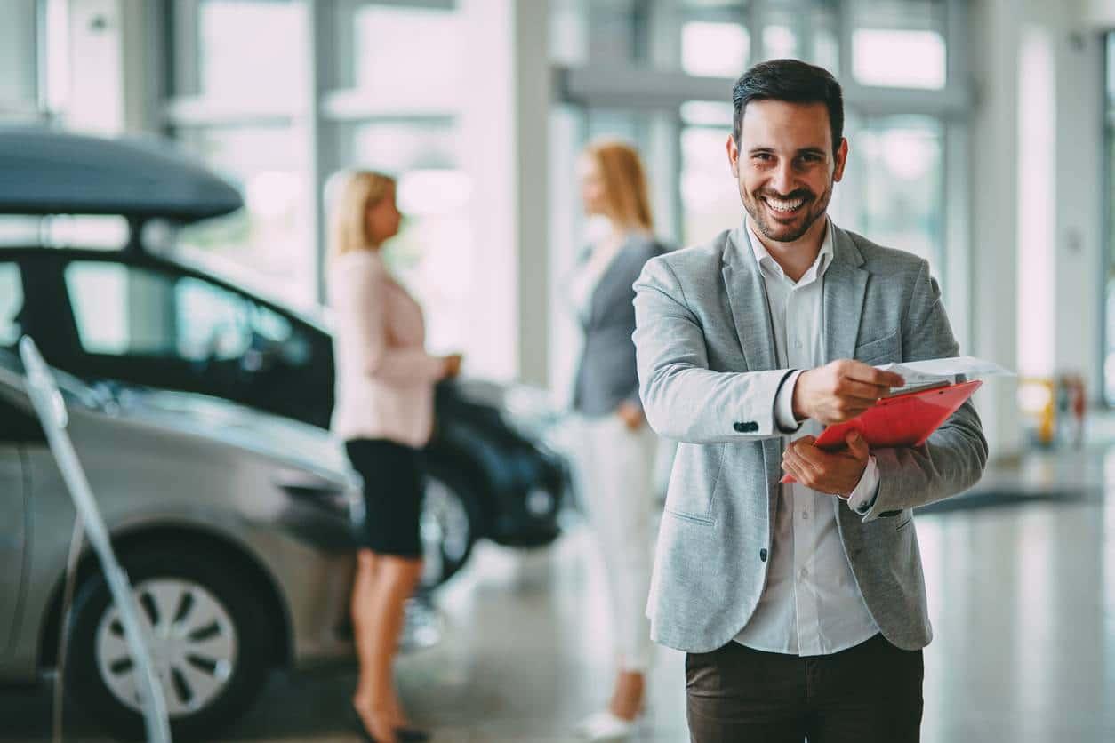 La garantie sur une voiture d'occasion d'un centre auto