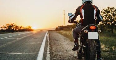 La sécurité en moto